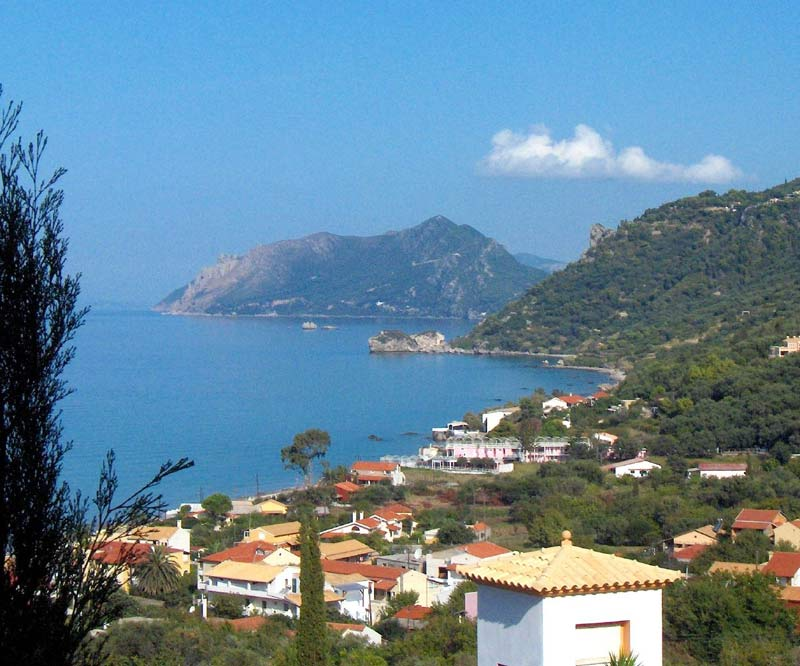 Agios Gordios, Corfu - Apartments and Rooms to in Agios ...